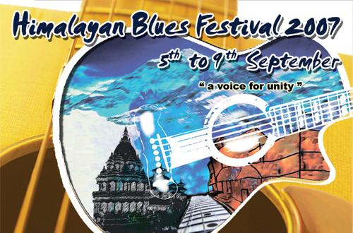 Himalayan Blues Festival 2007